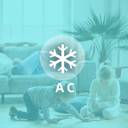 Cooling & Ac service performed Licensed HVAC Technicians